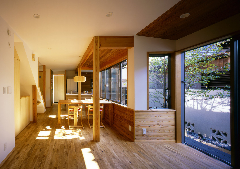 MIA 松ヶ崎の家Ⅱ 居間