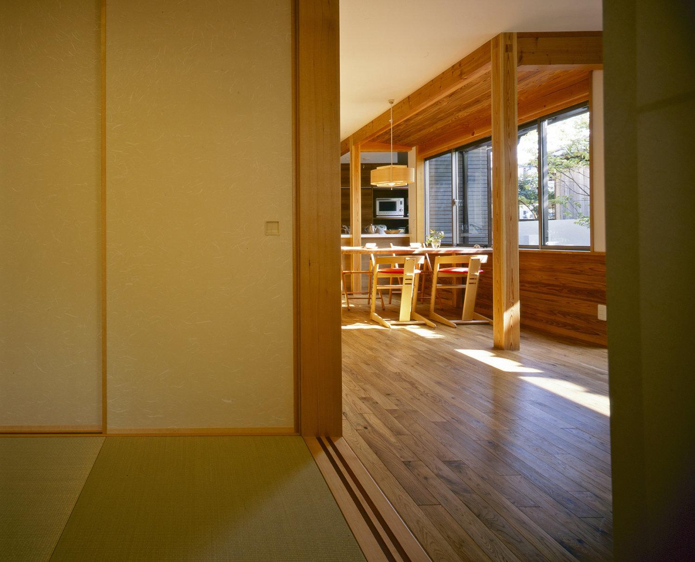 MIA 松ヶ崎の家Ⅱ 和室